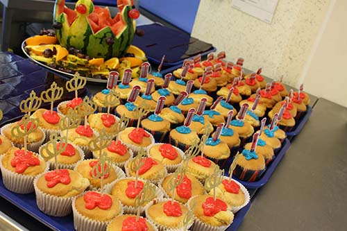 Totally Local School Meals Celebrates the Royal Wedding with local schools