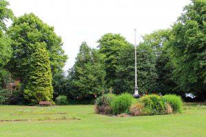 Cale Green Lawn