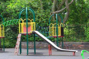 Cale Green Park Slide