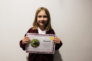 Annabel - Oaktree Competition Winner